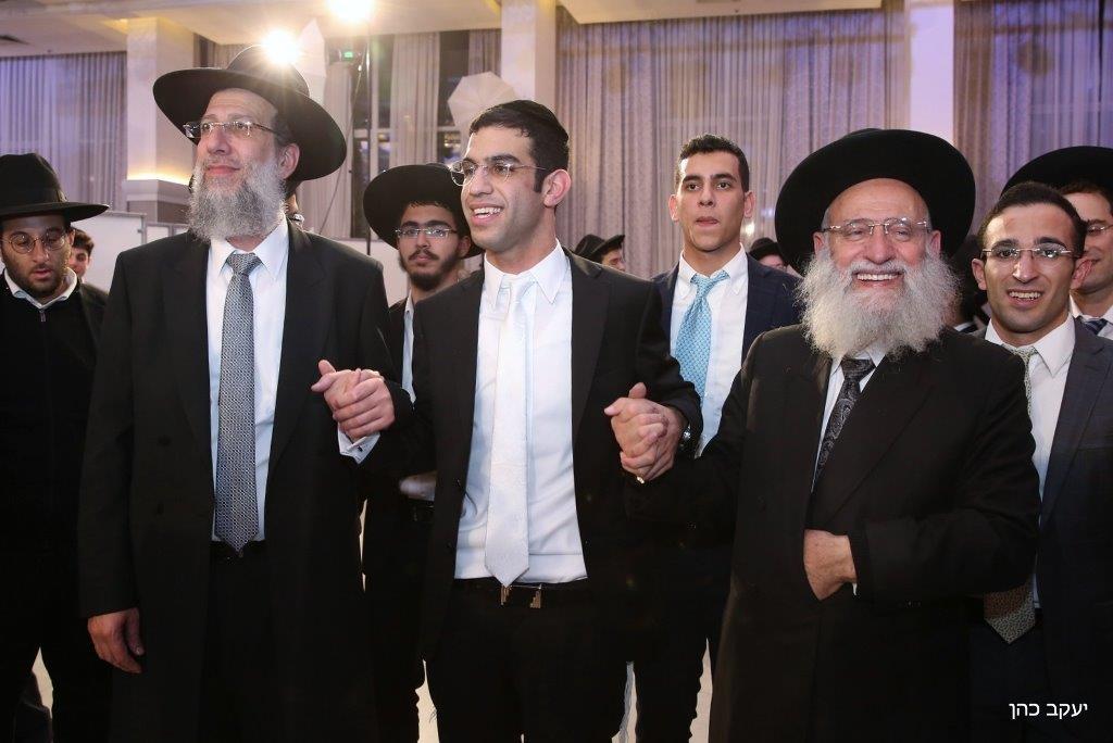 חתונת נכד נשיא המועצת צילום יעקב כהן (58)