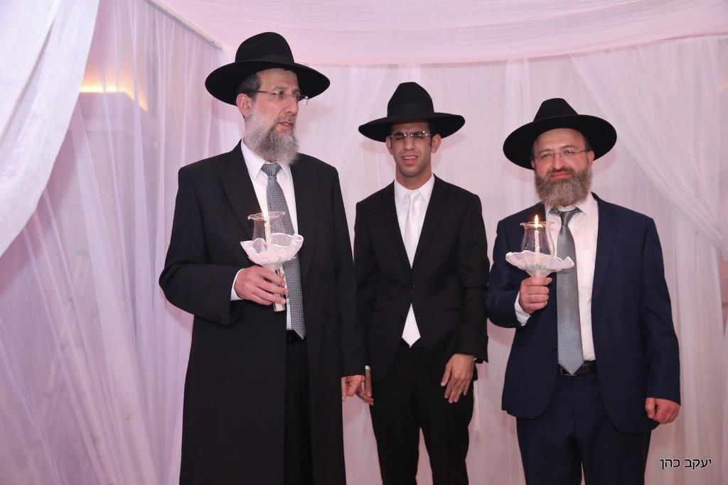 חתונת נכד נשיא המועצת צילום יעקב כהן (6)