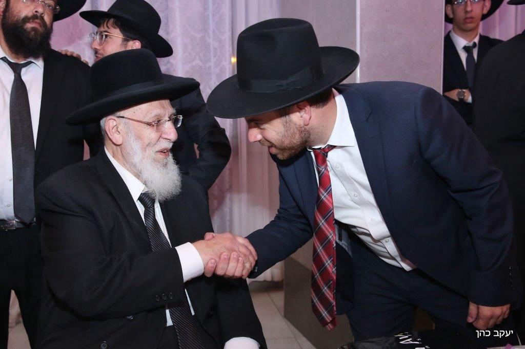 חתונת נכד נשיא המועצת צילום יעקב כהן (8)