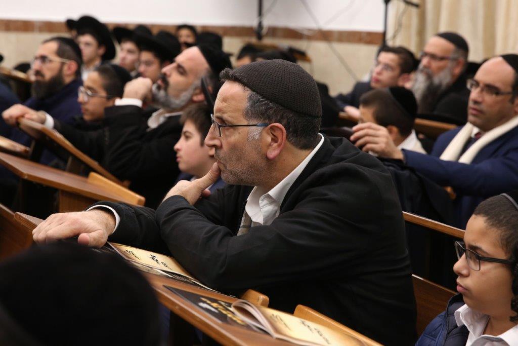עטרת התלמוד תל אביב צילום יעקב כהן (6)