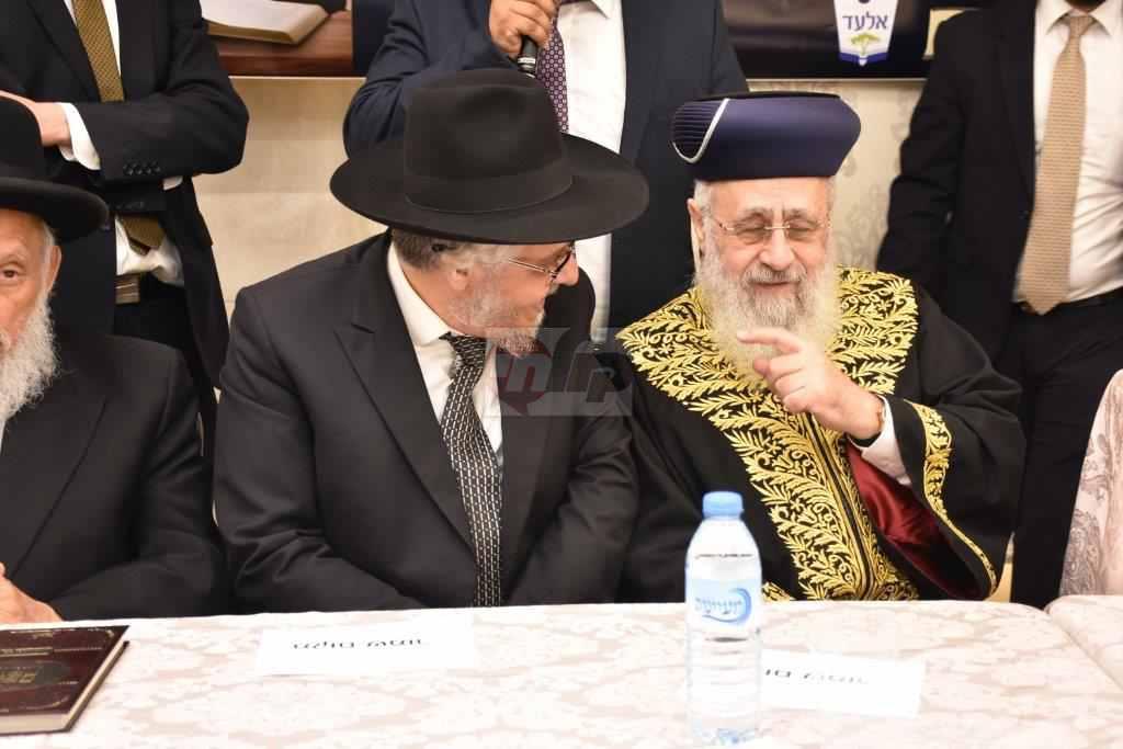כנס רבני תימן באלעד צילום יהודה פרקוביץ (13)