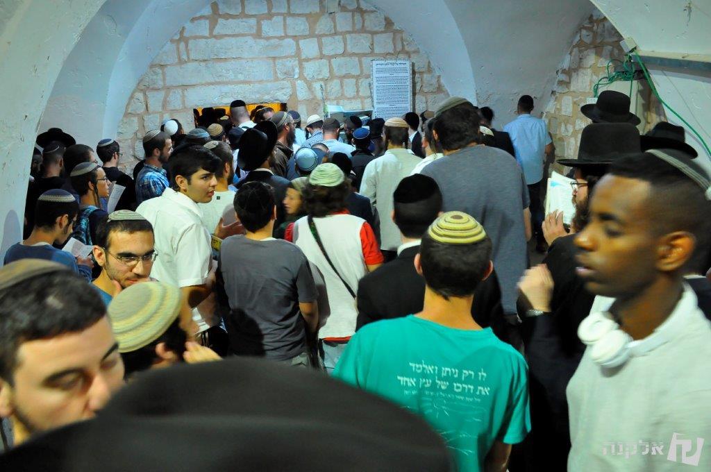 קבר יוסף צילום אלקנה קליין (5)