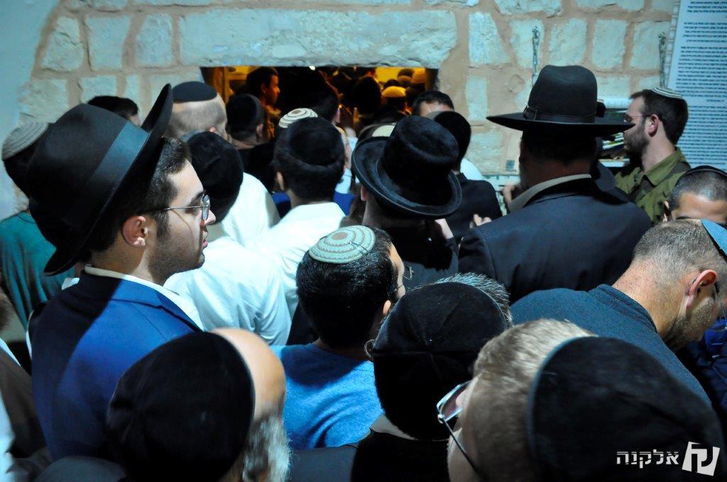 קבר יוסף צילום אלקנה קליין (9)