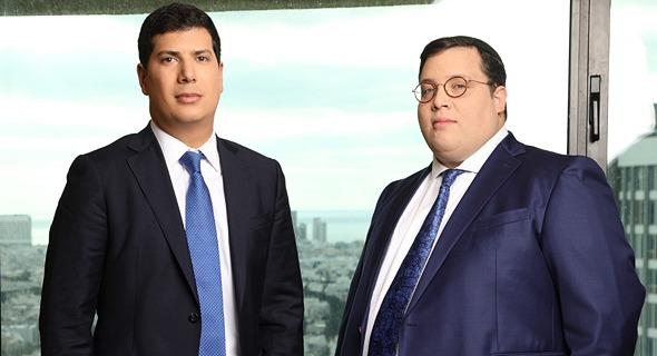 """שמאל: עוה""""ד עמית חדד ואריאל רוט. צילום: רפאל מזרחי"""