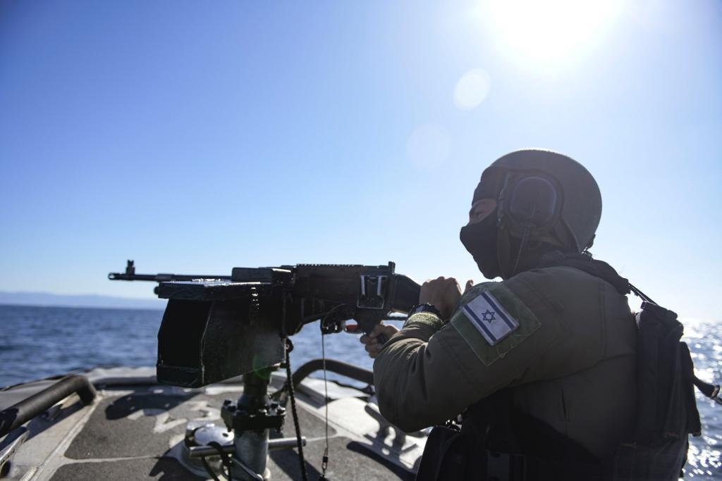 חייל חיל הים