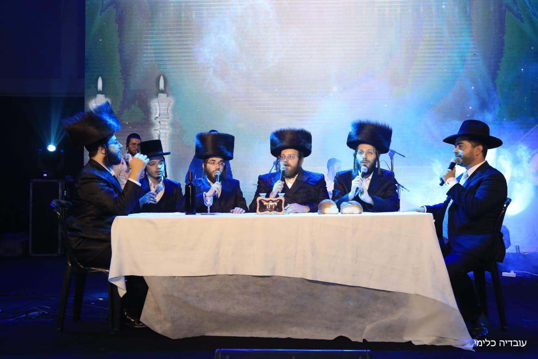 סיום בין הזמנים ב''ב חיים ישראל יחד צילום עובדיה כלימי (1)