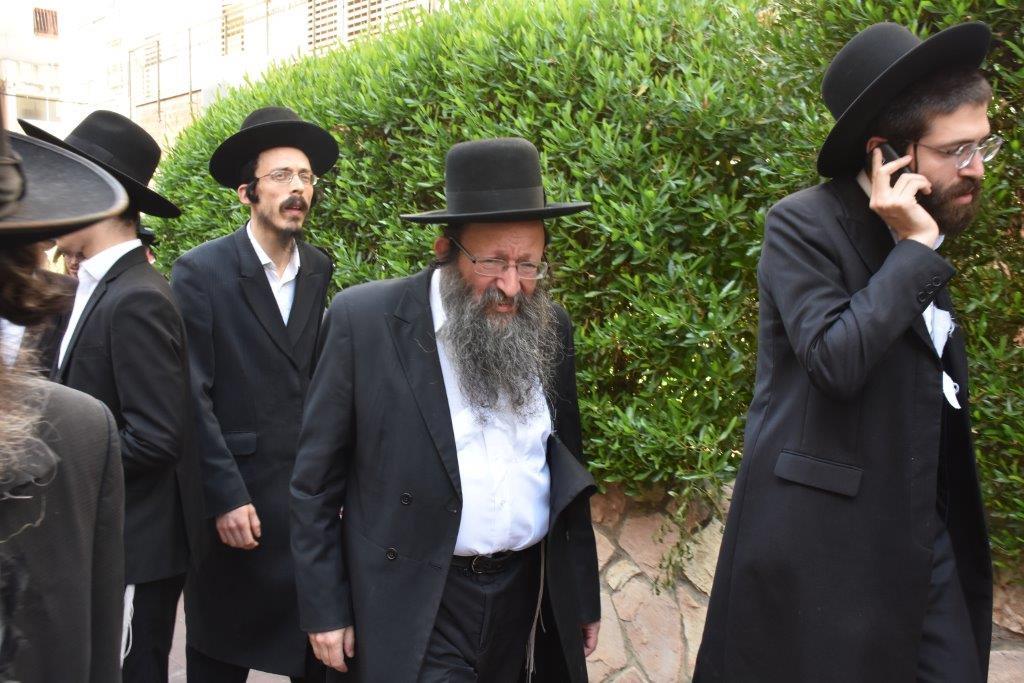 הלוויית ר' ניסים קרליץ צילום יהודה פרקוביץ (2)