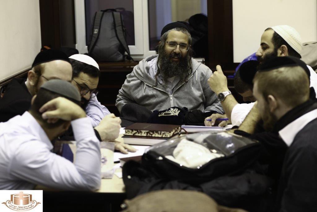 האדיטש תש''פ בעל התניא צילום שלומי כהן (22)