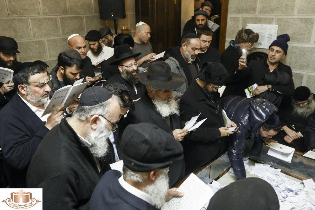 האדיטש תש''פ בעל התניא צילום שלומי כהן (34)