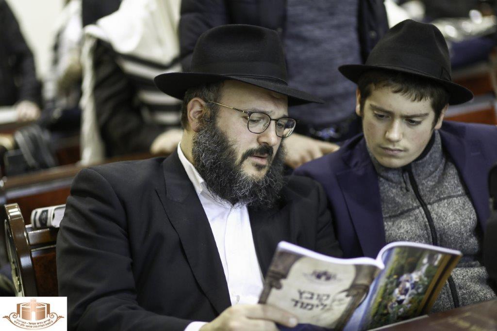 האדיטש תש''פ בעל התניא צילום שלומי כהן (41)