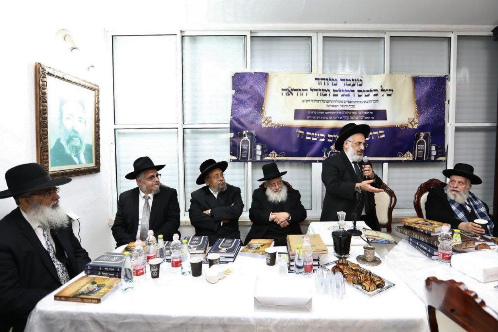 כינוס רבני תימן צילום יעקב כהן (11)