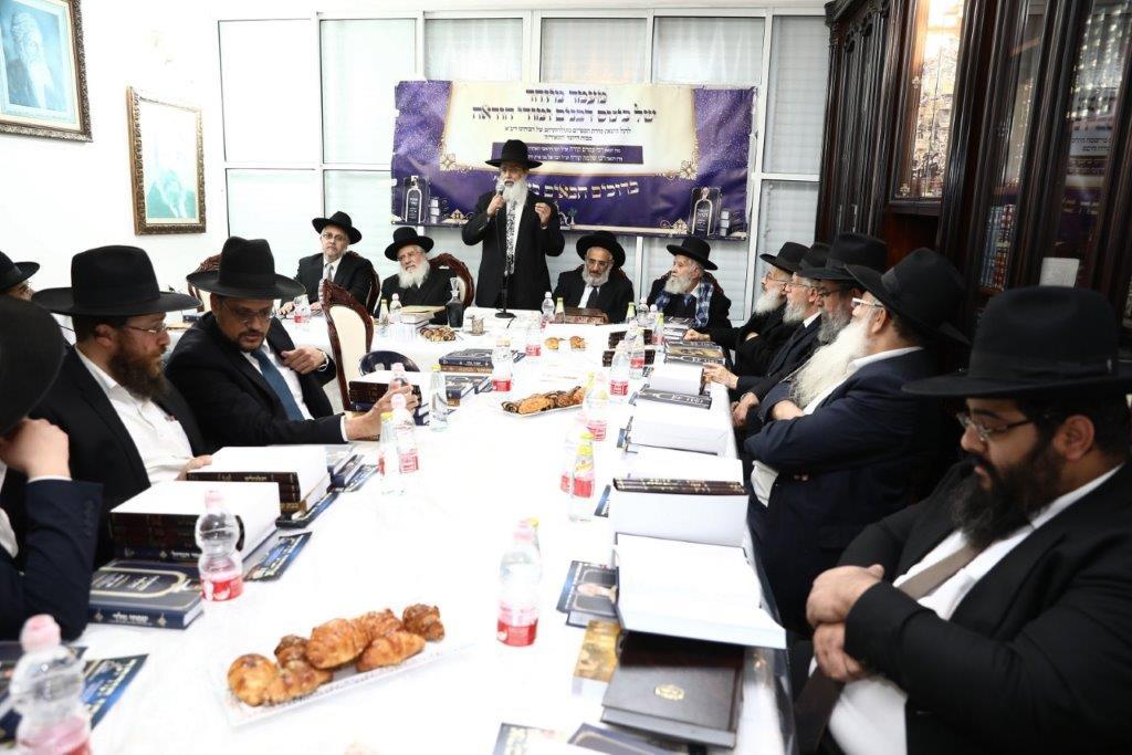 כינוס רבני תימן צילום יעקב כהן (5)