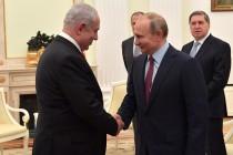 פגישת ראש הממשלה עם נשיר רוסיה היום