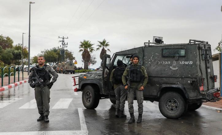 כוח משטרה באפרת