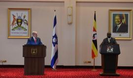 ראש הממשלה באוגנדה